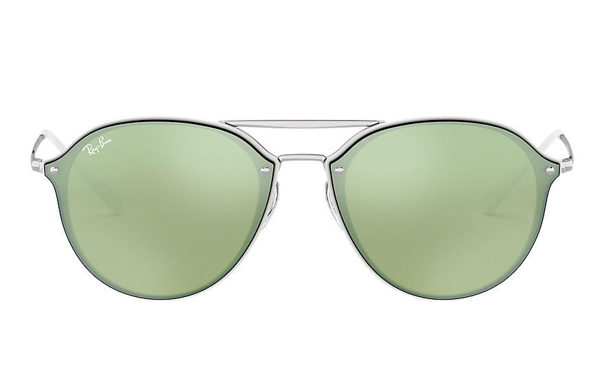 Ray-Ban  sunglasses RB4292N MALE 003 blaze double bridge 白色 8053672837896