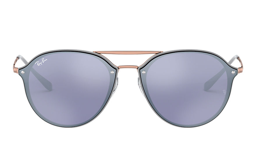 Ray-Ban  sunglasses RB4292N MALE 006 blaze double bridge 灰色 8053672837902