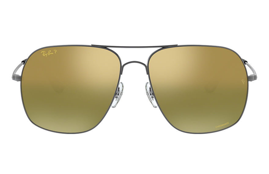 Ray-Ban  gafas de sol RB3587CH MALE 003 rb3587 chromance gunmetal 8053672839258