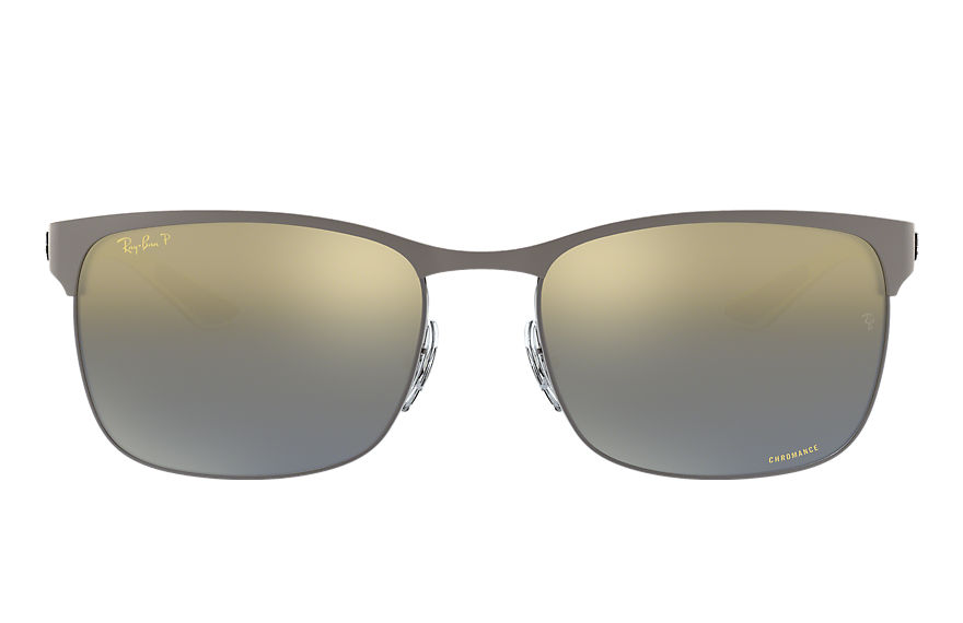 Ray-Ban  sonnenbrillen RB8319CH MALE 001 rb8319 chromance gunmetal 8053672839265