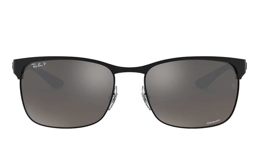 Ray-Ban  gafas de sol RB8319CH MALE 003 rb8319 chromance negro 8053672839289