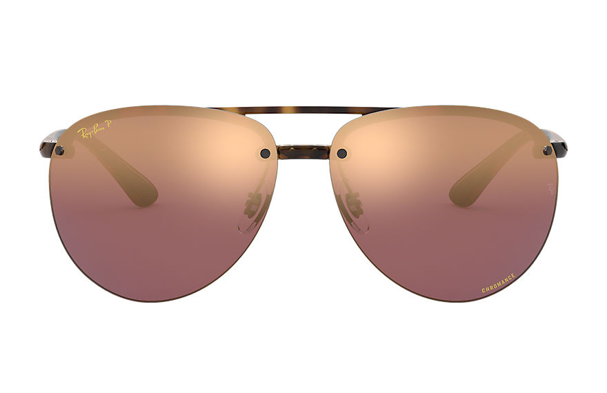 Ray-Ban  gafas de sol RB4293CH MALE 002 rb4293 chromance habana 8053672839302