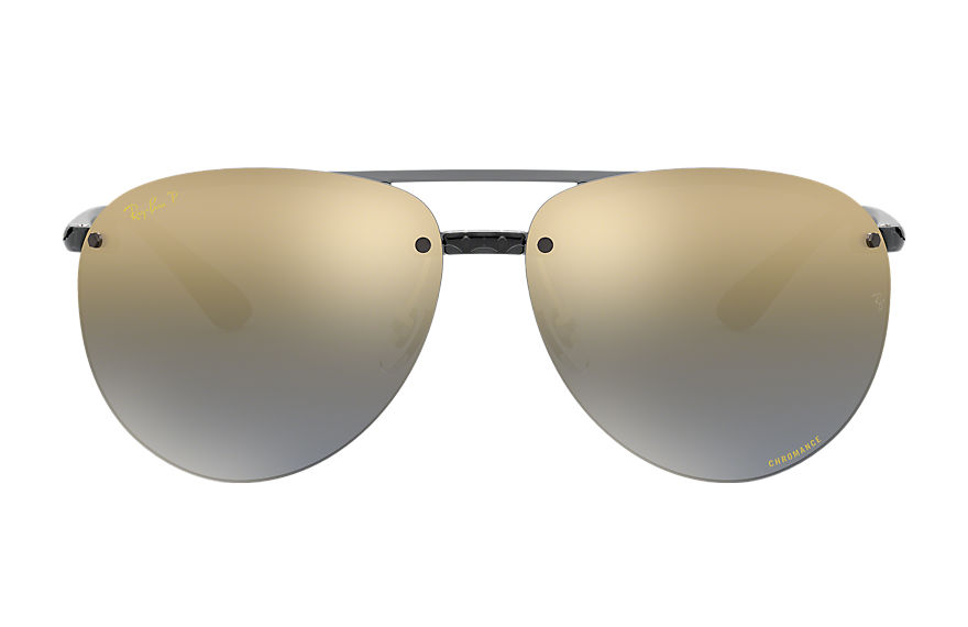 Ray-Ban  gafas de sol RB4293CH MALE 004 rb4293 chromance gris 8053672839326
