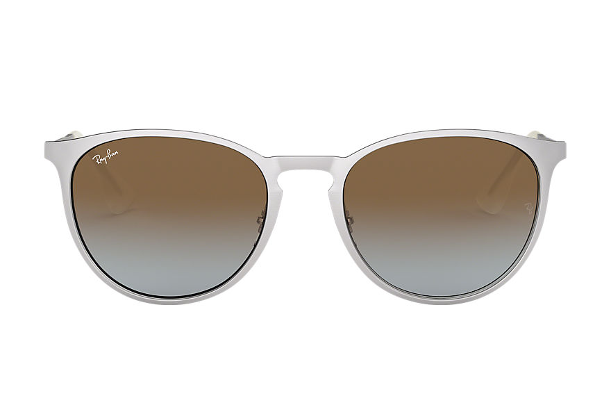 Ray-Ban  sunglasses RB3539 MALE 002 erika metal silver 8053672840094