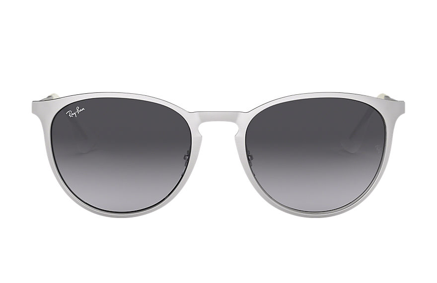 Ray-Ban  sunglasses RB3539 MALE 004 erika metal silver 8053672840100