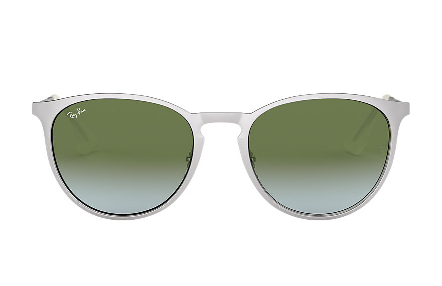 Ray-Ban  sunglasses RB3539 MALE 001 erika metal silver 8053672840124