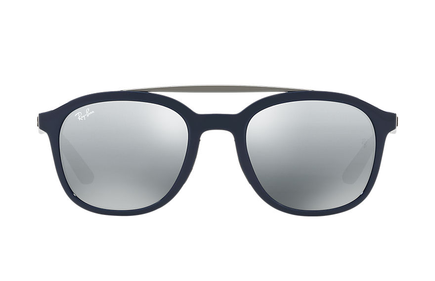 Ray-Ban RB4290 Blue with Grey Gradient Mirror lens