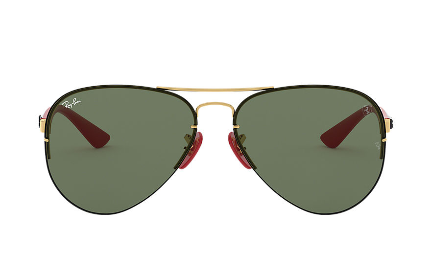 Ray-Ban  sonnenbrillen RB3460M MALE 002 rb3460m scuderia ferrari collection gold 8053672842388