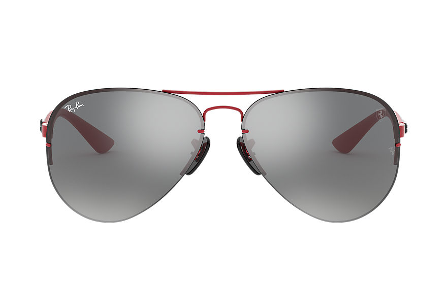 Ray-Ban  sonnenbrillen RB3460M MALE 003 rb3460m scuderia ferrari collection rot 8053672842425