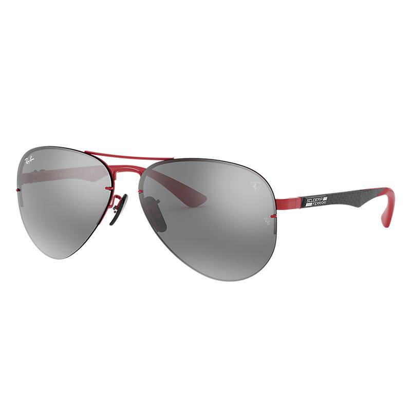 de9dbc95eba90f Compare Ray-Ban Scuderia Ferrari Collection Blue Sunglasses ...