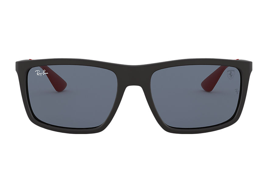 Ray-Ban  sonnenbrillen RB4228M MALE 006 rb4228m scuderia ferrari collection schwarz 8053672844986