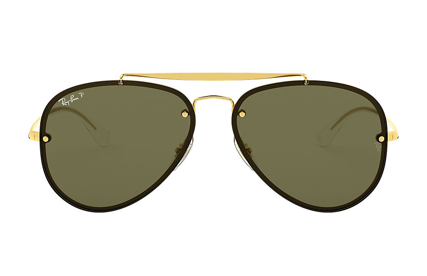 Ray-Ban  sunglasses RB3584N UNISEX 005 blaze aviator gold 8053672845372