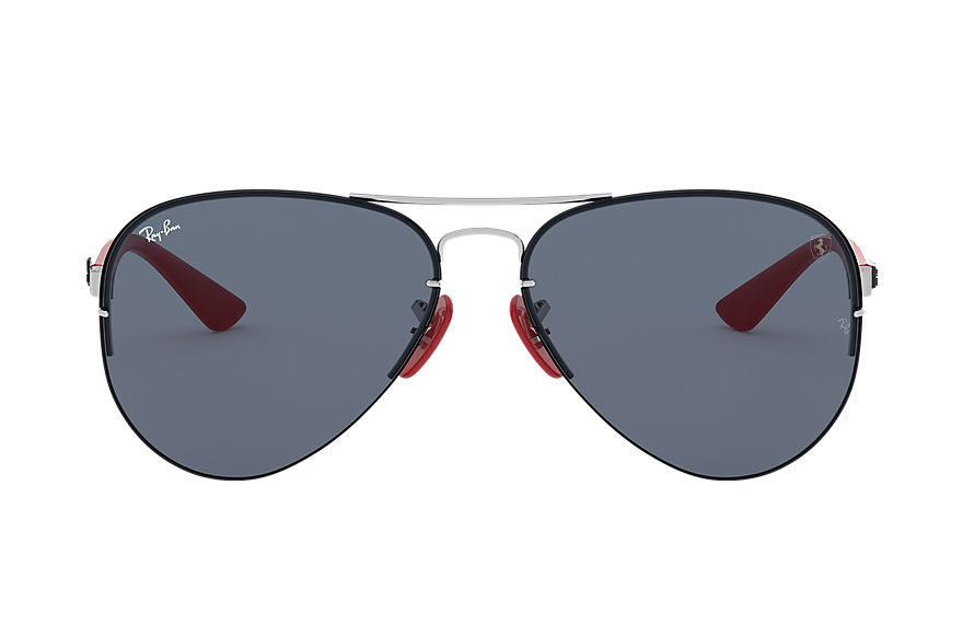 Ray-Ban  sonnenbrillen RB3460M MALE 005 rb3460m scuderia ferrari collection silber 8053672847895