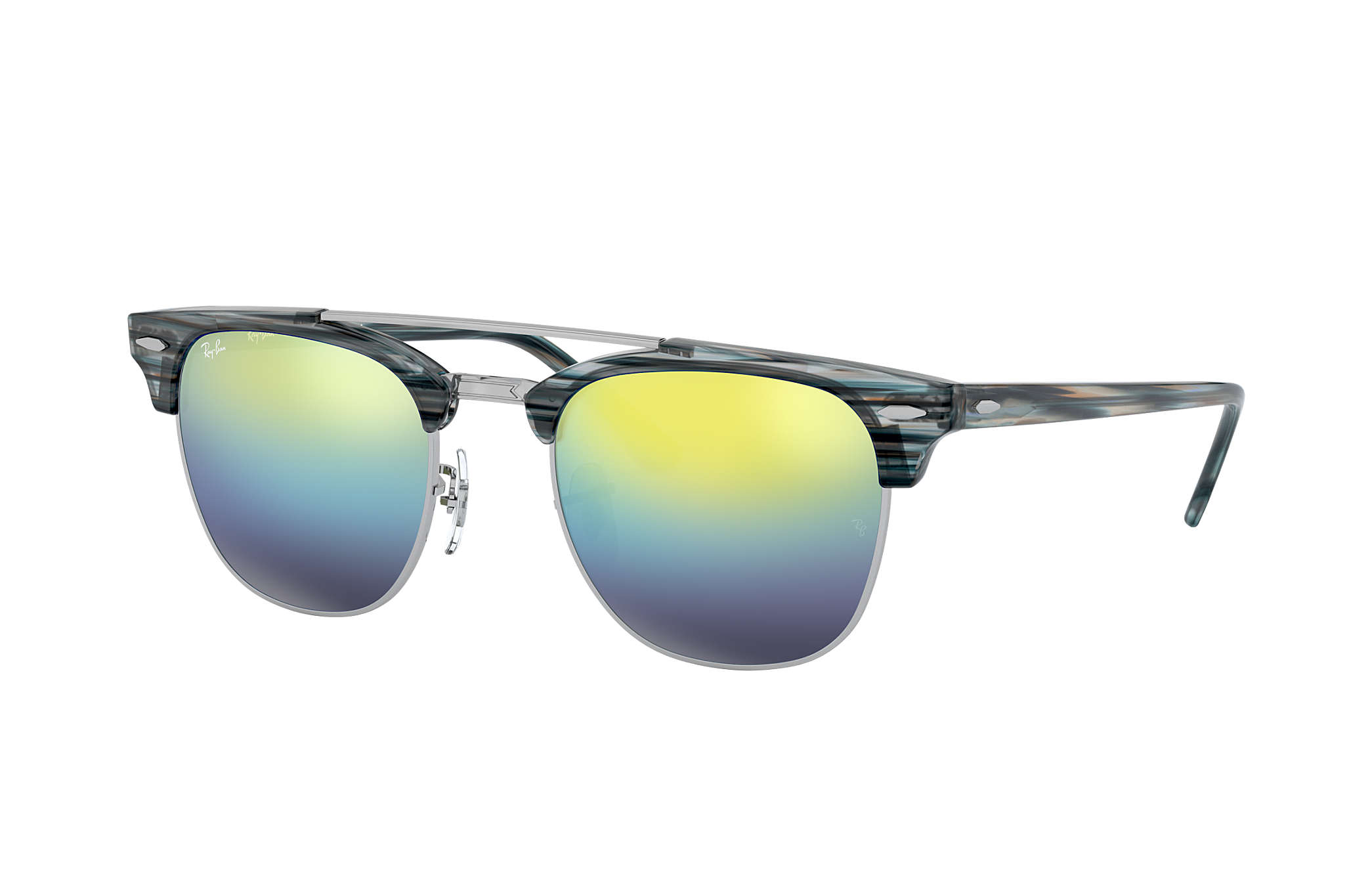 Ray Ban Clubmaster Doublebridge RB 3816 1239I2 RCRR9