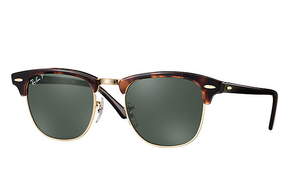 ray ban clubmaster polarised