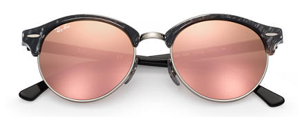 Mirrored Sunglasses Flash Lenses Ray Ban Usa
