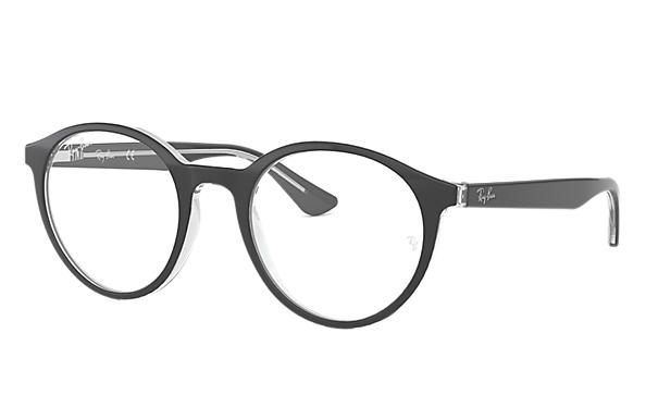 Ray-Ban 0RX5361-RB5361 Black,Transparent OPTICAL