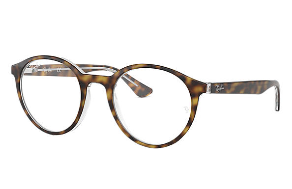 Ray-Ban 0RX5361-RB5361 Havane,Transparent OPTICAL