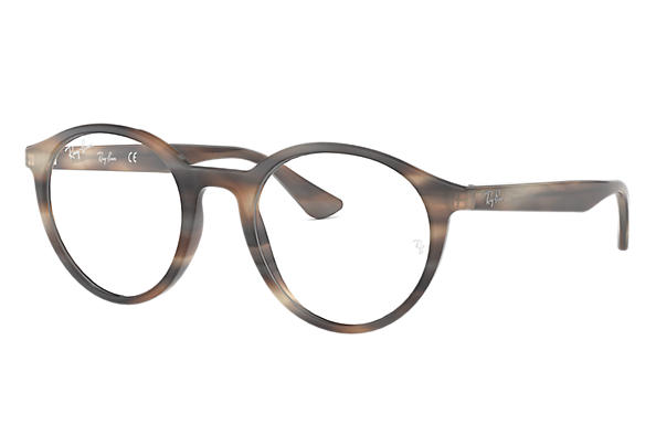 Ray-Ban 0RX5361-RB5361 Light Brown OPTICAL