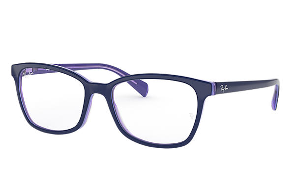 Ray-Ban 0RX5362-RB5362 Blue,Violet OPTICAL