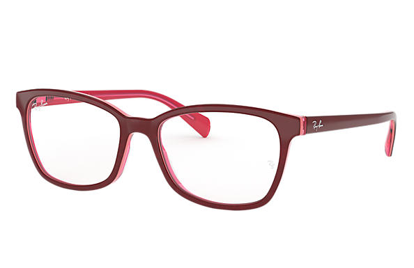 Ray-Ban 0RX5362-RB5362 Viola-Rosso OPTICAL