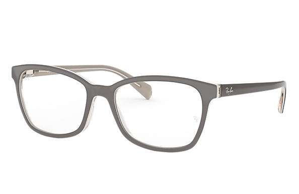 Ray-Ban 0RX5362-RB5362 Gris,Marron clair OPTICAL
