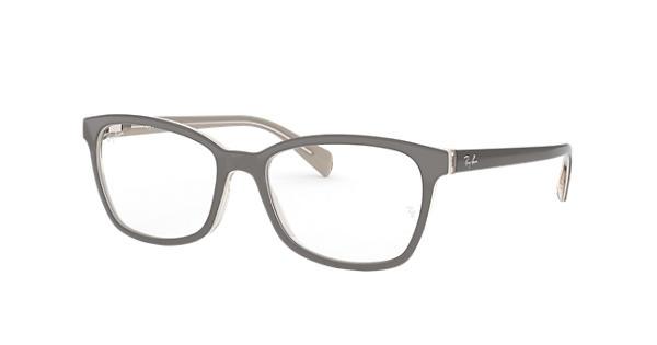 0d6450f87a Ray-Ban prescription glasses RB5362 Grey - Acetate - 0RX5362577852 ...
