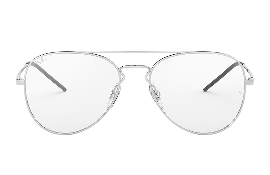 Ray-Ban  sehbrillen RX6413 UNISEX 003 rb6413 silber 8053672862973