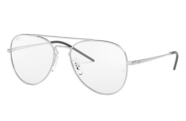 Ray-Ban 0RX6413-RB6413 Silver OPTICAL