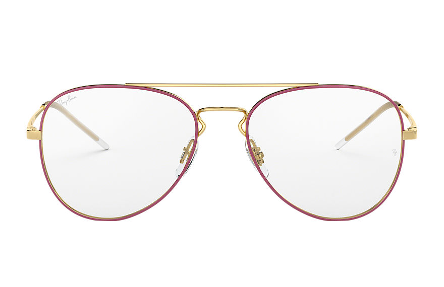Ray-Ban  eyeglasses RX6413 UNISEX 002 rb6413 bordeaux 8053672863048