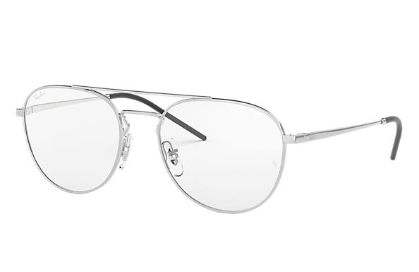 Ray-Ban 0RX6414-RB6414 Srebrny OPTICAL