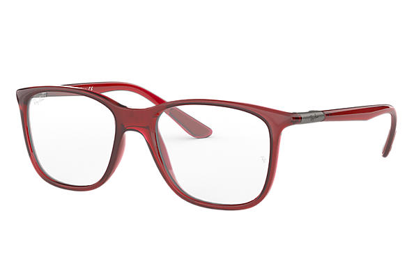Ray-Ban 0RX7143-RB7143 Bordeaux OPTICAL