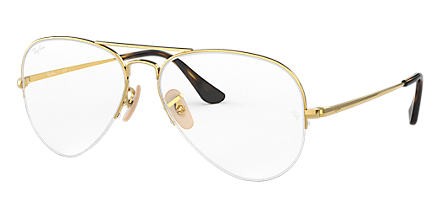 17a3ecb341 Ray-Ban AVIATOR GAZE Gold