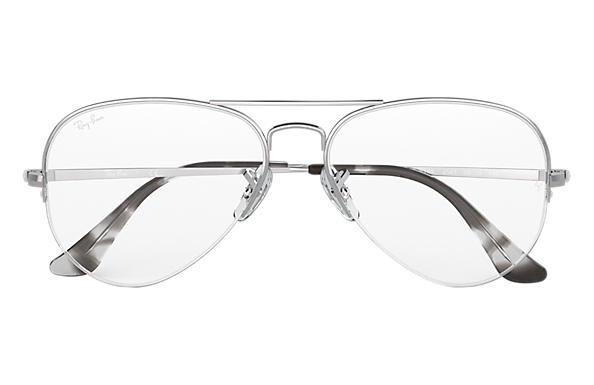 Ray-Ban AVIATOR GAZE Silver