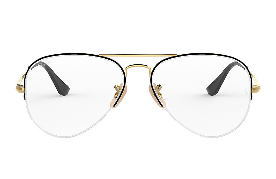 Ray-Ban AVIATOR GAZE Negro