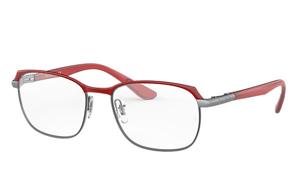 Ray-Ban 0RX6420-RB6420 Bordeaux,Gunmetal; Bordeaux OPTICAL