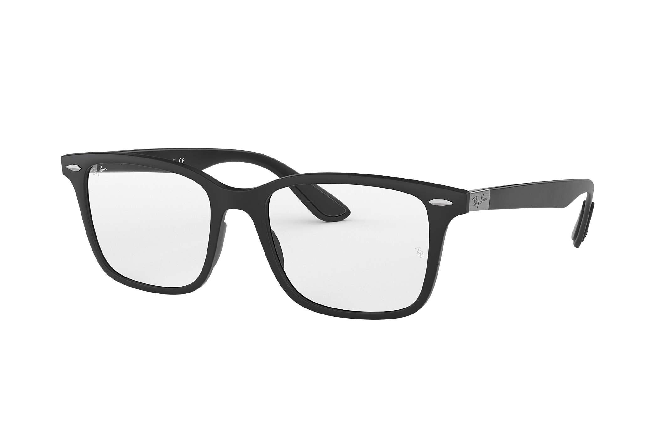 c7033eaf5726 Ray-Ban prescription glasses RB7144 Black - Peek - 0RX7144520453 ...