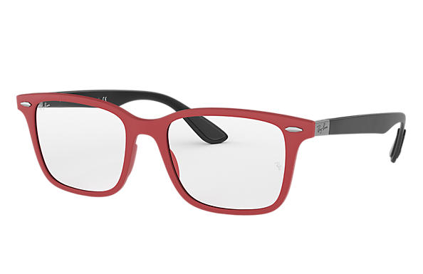 Ray-Ban 0RX7144-RB7144 Rot OPTICAL