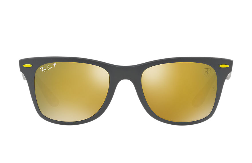 Ray-Ban  gafas de sol RB4195M MALE 006 rb4195m scuderia ferrari be gp17 ltd gris 8053672865189
