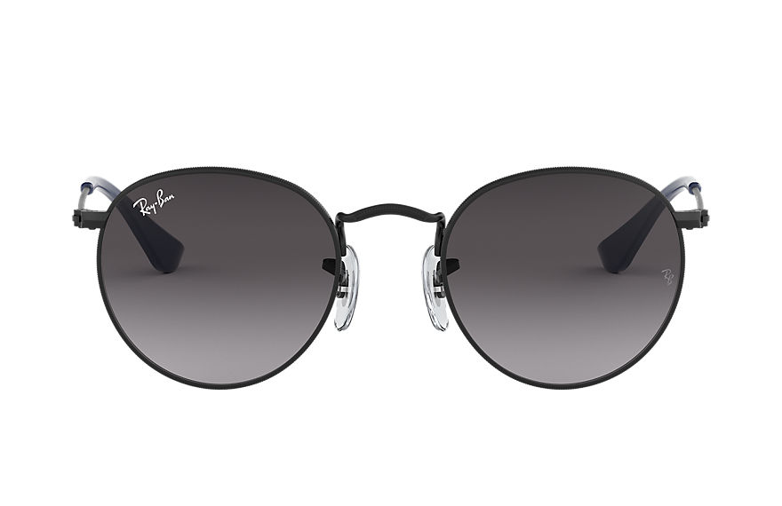Ray-Ban  sunglasses RJ9547S CHILD 003 round metal junior black 8053672865929