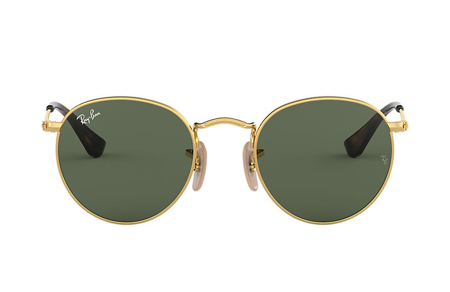 Ray-Ban  sunglasses RJ9547S CHILD 004 round metal junior gold 8053672865936