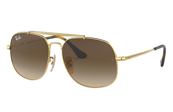 Ray-Ban 0RJ9561S-GENERAL JUNIOR Gold SUN