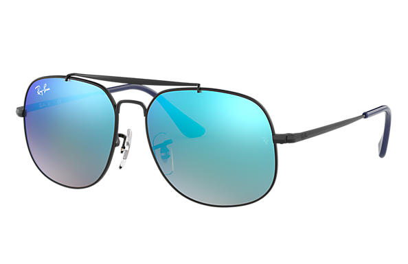 Ray-Ban 0RJ9561S-GENERAL JUNIOR Black SUN