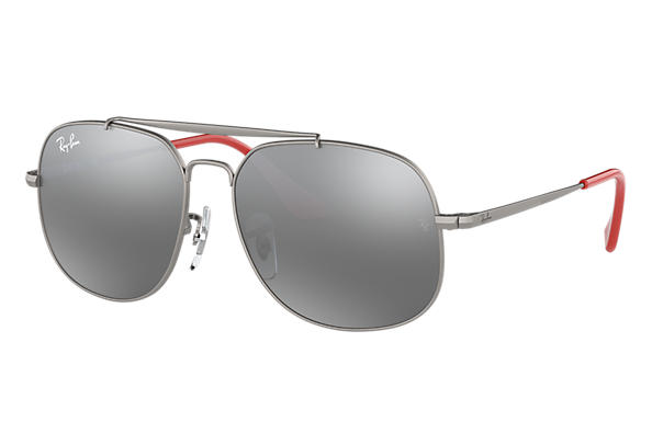 Ray-Ban 0RJ9561S-GENERAL JUNIOR Gunmetal SUN