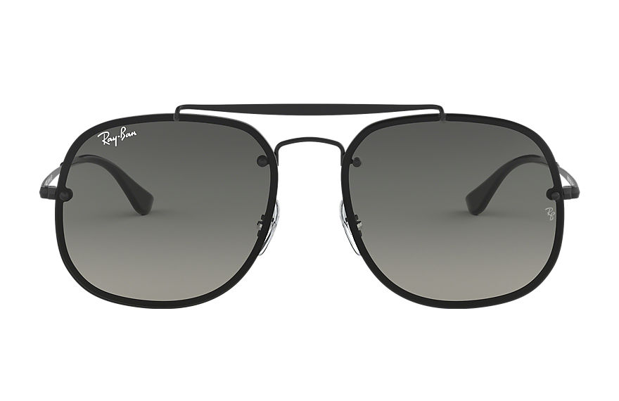 Ray-Ban  occhiali da sole RB3583N UNISEX 002 blaze general nero 8053672866575