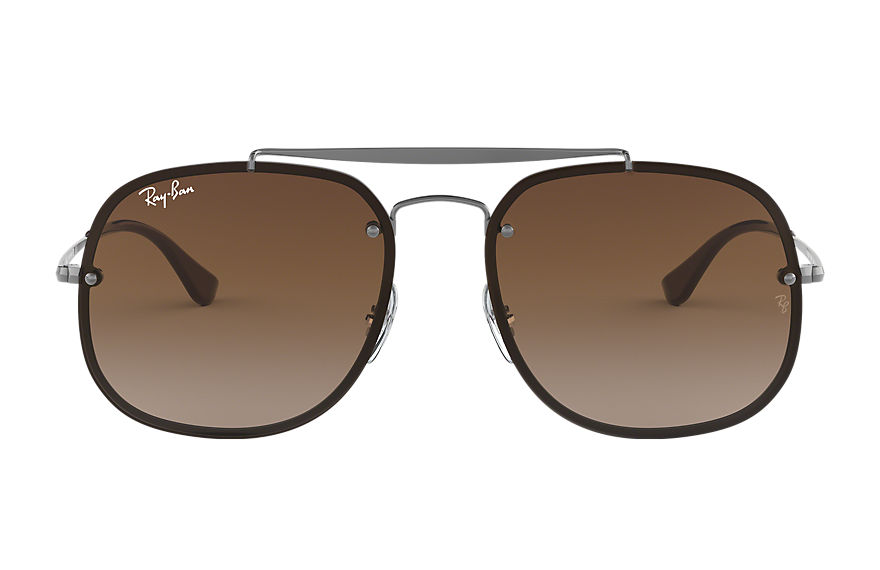 Ray-Ban  sunglasses RB3583N UNISEX 006 blaze general staalgrijs 8053672866582