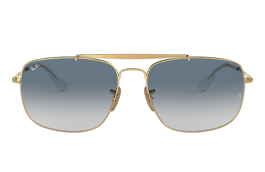Ray-Ban  sunglasses RB3560 MALE 003 colonel gold 8053672866674