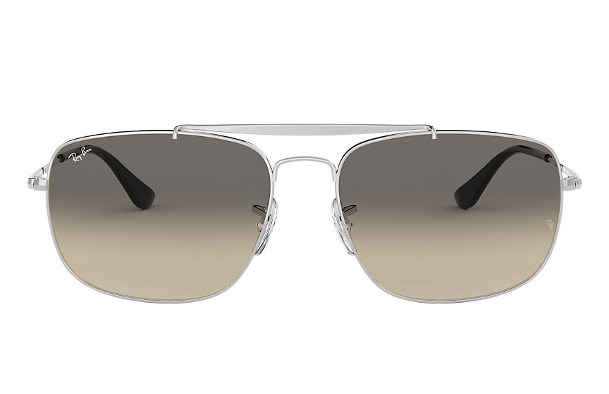 Ray-Ban  gafas de sol RB3560 MALE 004 colonel plata 8053672866698