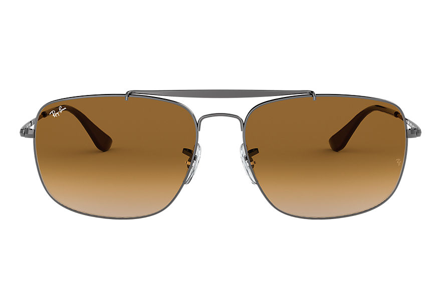 Ray-Ban  gafas de sol RB3560 MALE 005 colonel gunmetal 8053672866711