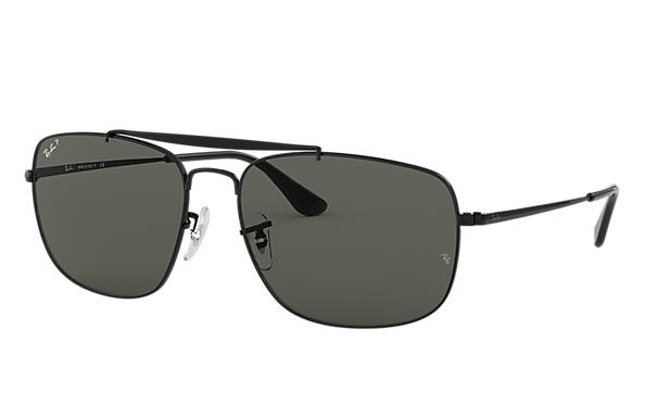 Ray-Ban 0RB3560-COLONEL Schwarz SUN